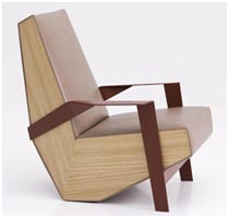 Silver Lake Chair by Patricia Urquiola for Moroso - Featured Image