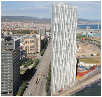 Torre Diagonal Zero Zero Tower, Barcelona - Featured Image