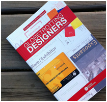 Globetrotting Designers Book - Featured Image
