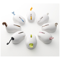 Oppopet computer mouse by Nendo - Featured Image