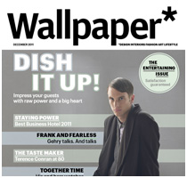 Wallpaper Magazine Editor of the Year BSME 2011 - Featured Image