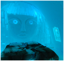 Icehotel Art Behind the Ice - Featured Image