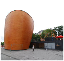 Kamppi Chapel of Silence - Featured Image