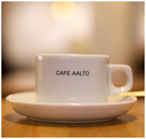 Cafe Aalto Helsinki - Featured Image