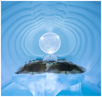 ICEHOTEL Blue Marine - Featured Image